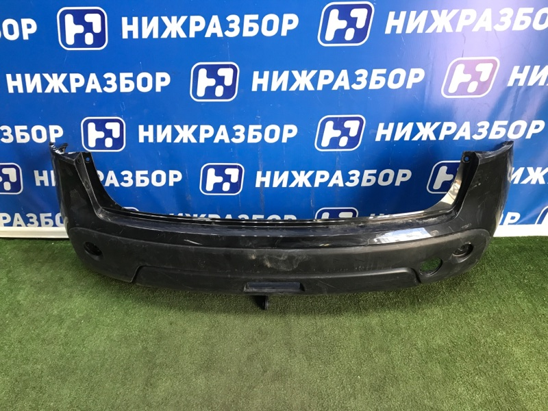 Бампер Nissan Qashqai J10 задний (б/у)