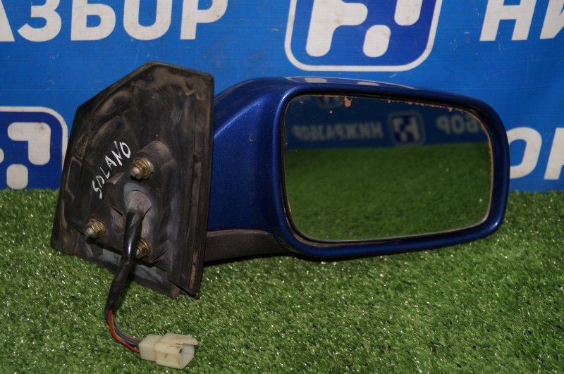 Зеркало электрическое Lifan Solano 620 1.6 LF481Q3 2011 правое (б/у)