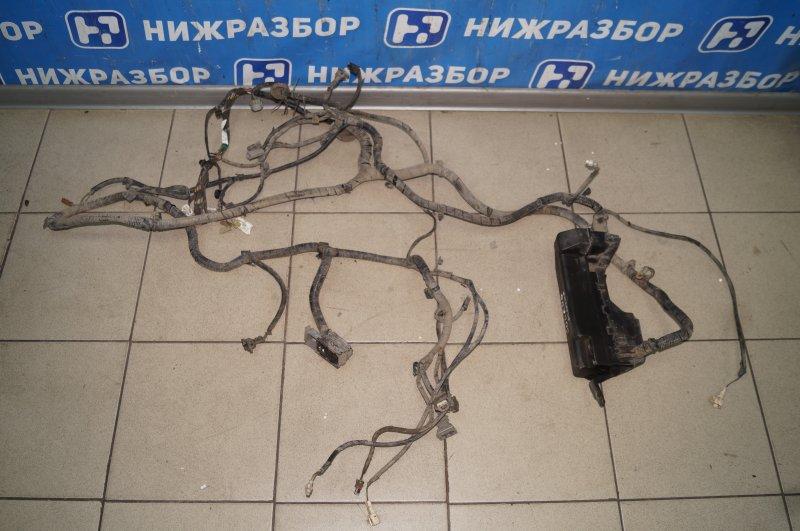 Проводка моторная Lifan Solano 620 1.6 LF481Q3 2011 (б/у)