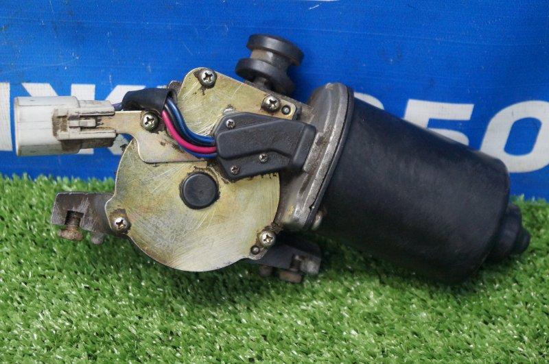 Моторчик стеклоочистителя Lifan Solano 620 1.6 LF481Q3 2011 передний (б/у)