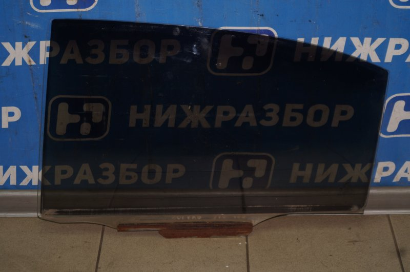 Стекло двери Lifan Solano 620 1.6 LF481Q3 2011 заднее левое (б/у)
