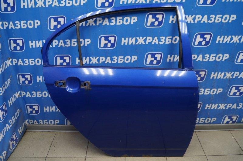 Дверь Lifan Solano 620 1.6 LF481Q3 2011 задняя правая (б/у)