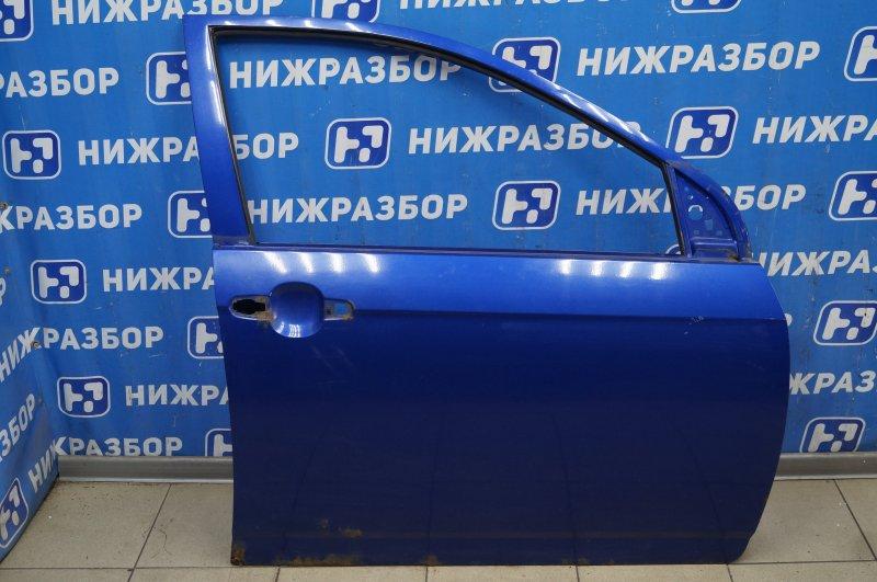 Дверь Lifan Solano 620 1.6 LF481Q3 2011 передняя правая (б/у)