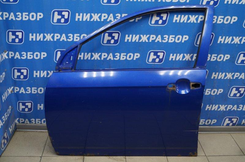 Дверь Lifan Solano 620 1.6 LF481Q3 2011 передняя левая (б/у)