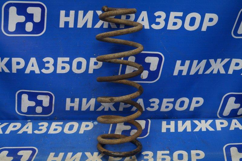 Пружина Lifan Solano 620 1.6 LF481Q3 2011 задняя (б/у)