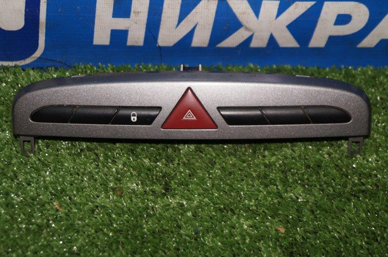 Кнопка аварийной сигнализации Peugeot 308 1.6 EP6 2008 (б/у)