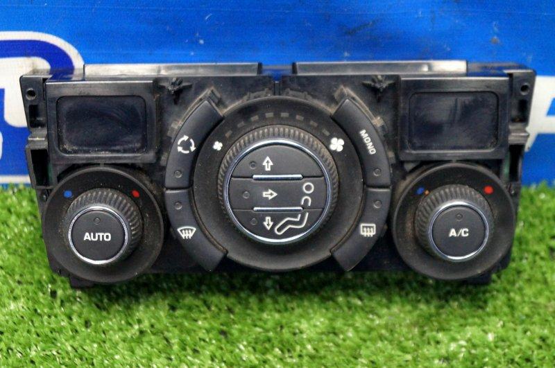 Блок управления климатической установкой Peugeot 308 1.6 EP6 2008 (б/у)