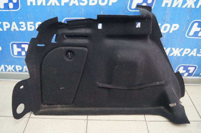 Обшивка багажника Peugeot 308 1.6 EP6 2008 задняя левая (б/у)