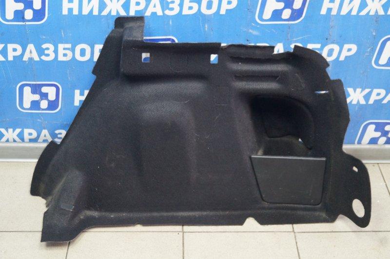 Обшивка багажника Peugeot 308 1.6 EP6 2008 задняя правая (б/у)