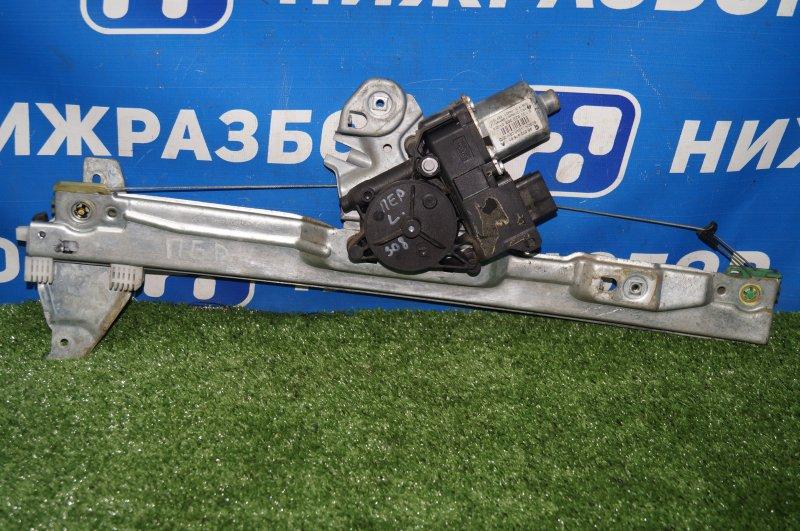 Стеклоподъемник эл. Peugeot 308 1.6 EP6 2008 передний левый (б/у)