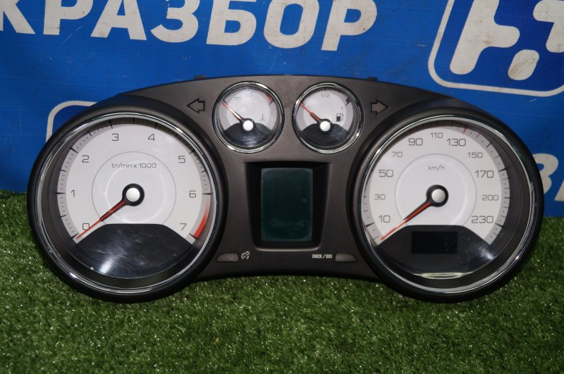 Панель приборов Peugeot 308 1.6 EP6 2008 (б/у)