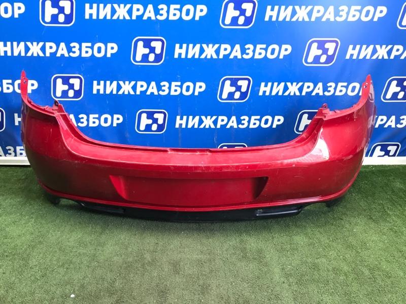 Бампер Mazda 6 GH задний (б/у)