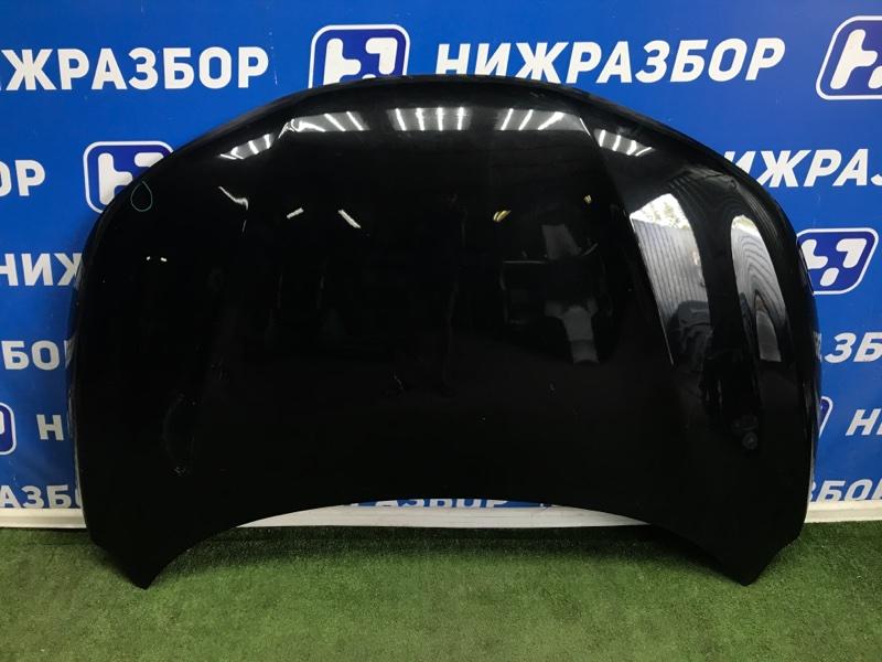 Капот Nissan Qashqai J11 передний (б/у)