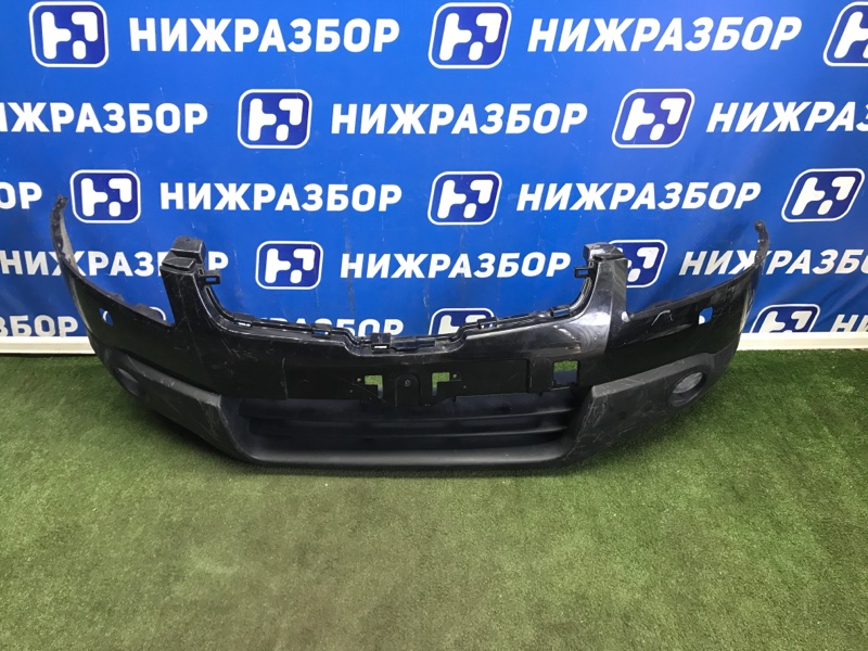 Бампер Nissan Qashqai J10 передний (б/у)