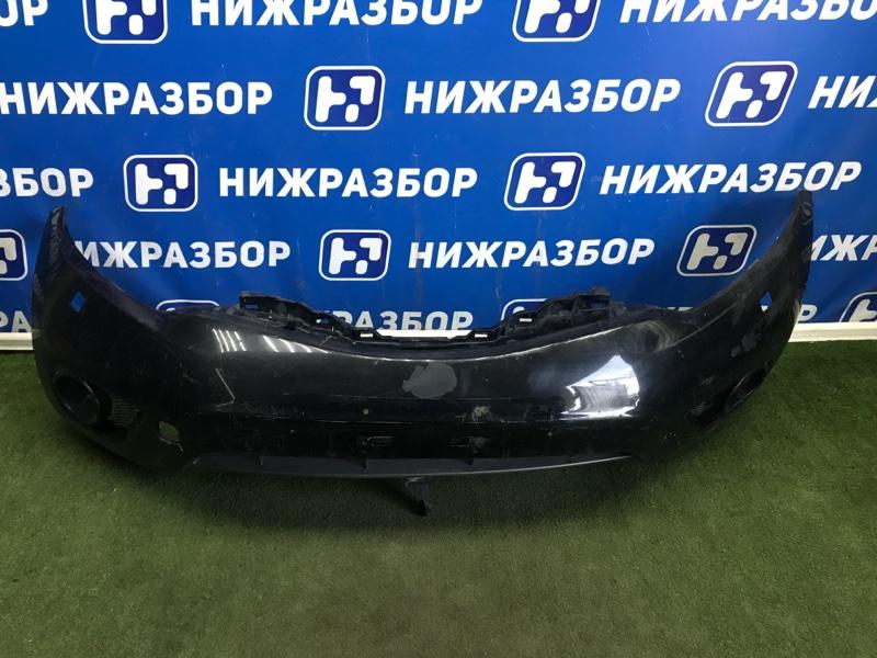 Бампер Nissan Murano Z51 передний (б/у)