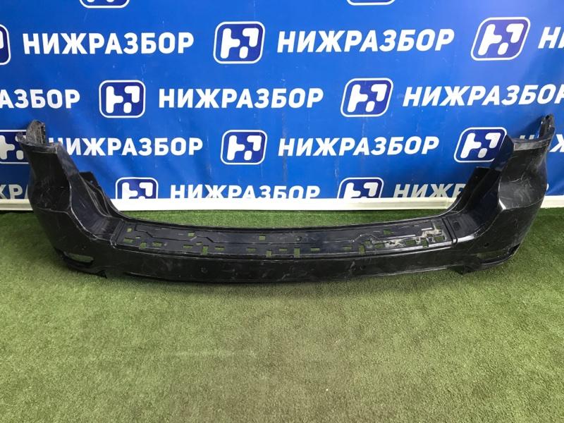 Бампер Jeep Grand Cherokee задний (б/у)