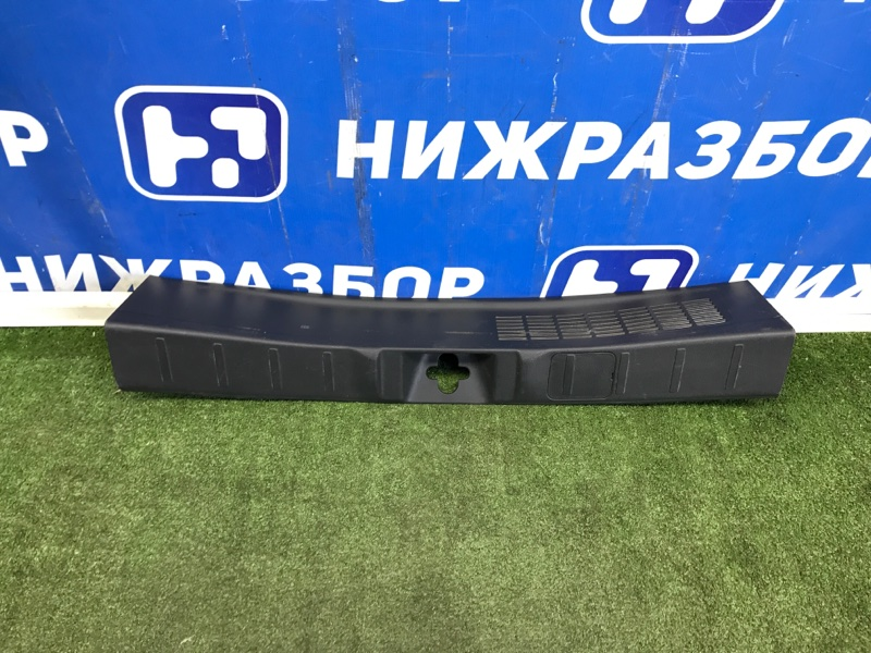 Обшивка багажника Mitsubishi Outlander 3 GF задняя (б/у)