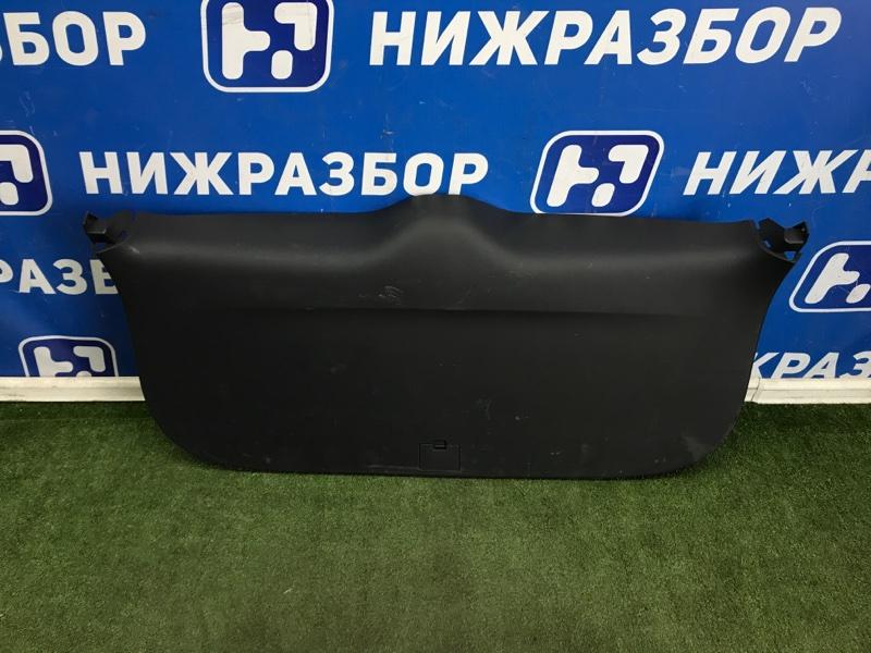 Обшивка двери багажника Mitsubishi Outlander 3 GF задняя (б/у)