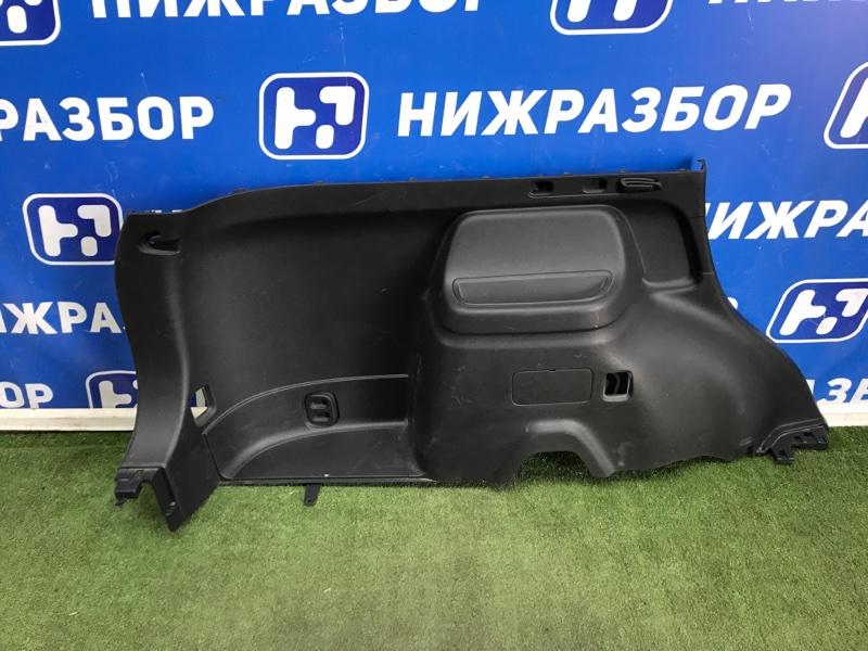 Обшивка багажника Mitsubishi Outlander 3 GF задняя левая (б/у)