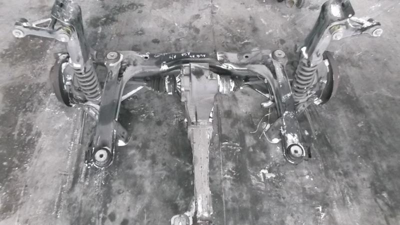 Балка Audi A4 B5 8D5 задняя
