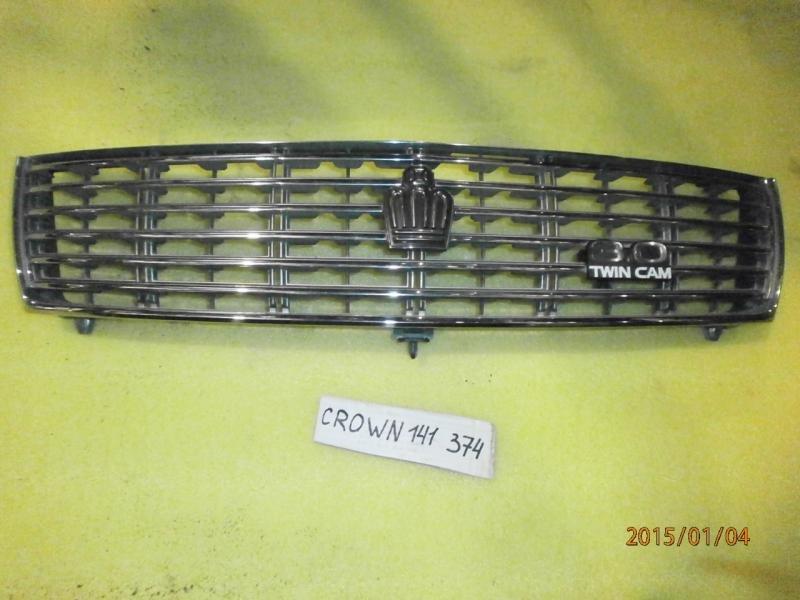 Решетка радиатора Toyota Crown GS141