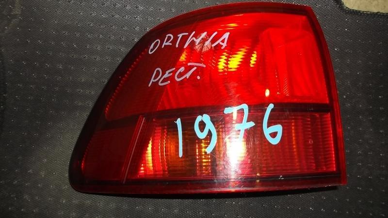 Стоп-сигнал Honda Orthia EL3 левый