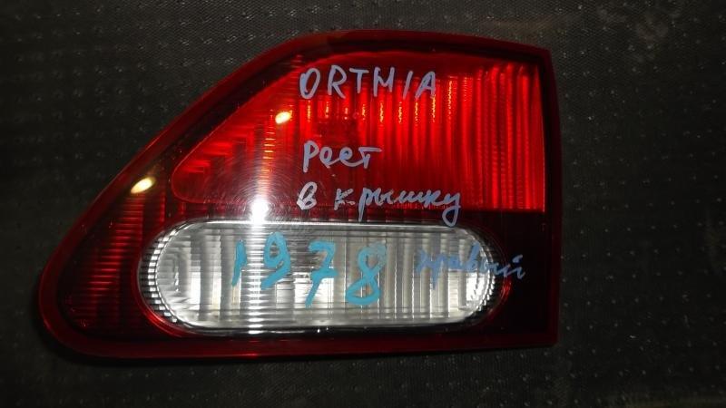 Стоп-сигнал Honda Orthia EL3 правый