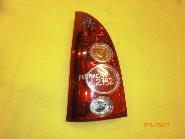 Стоп-сигнал Mazda Premacy CP8W левый