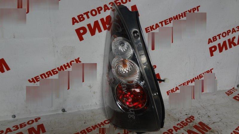 Стоп-сигнал Mazda Premacy CREW левый