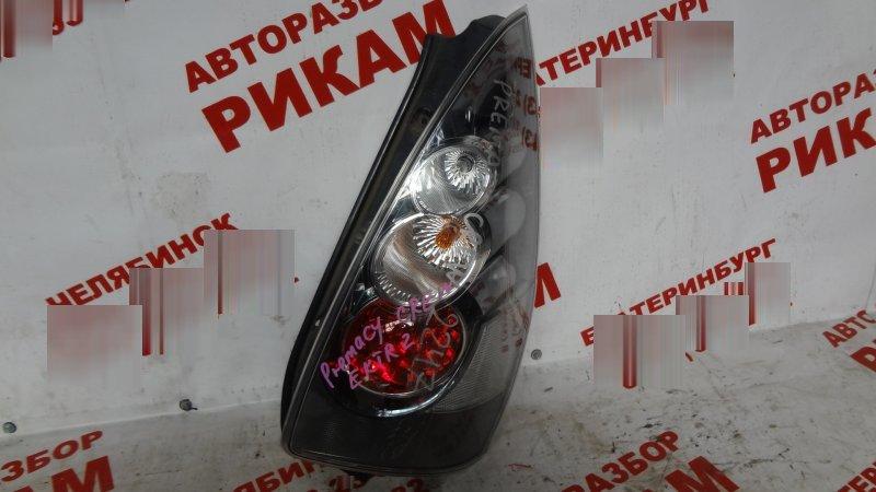 Стоп-сигнал Mazda Premacy CREW правый