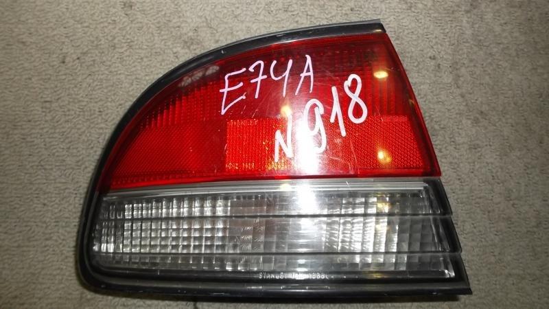 Стоп-сигнал Mitsubishi Galant E74A левый