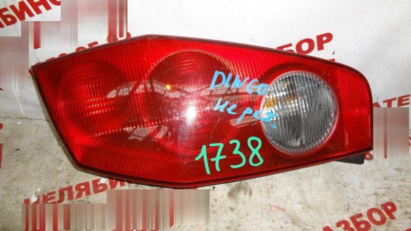 Стоп-сигнал Mitsubishi Dingo CQ2A правый