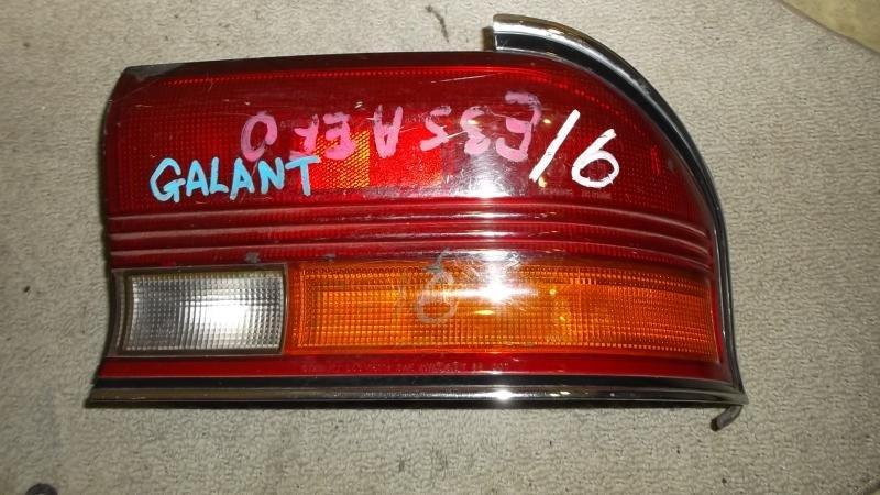 Стоп-сигнал Mitsubishi Galant E35A правый