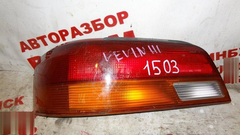 Стоп-сигнал Toyota Corolla Levin AE111 левый