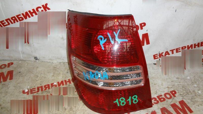 Стоп-сигнал Toyota Nadia SXN10 левый