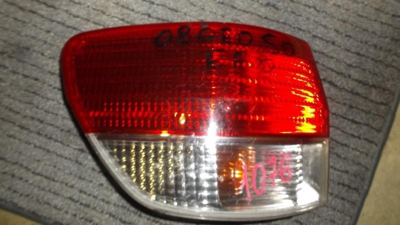 Стоп-сигнал Toyota Vista Ardeo SV50 левый