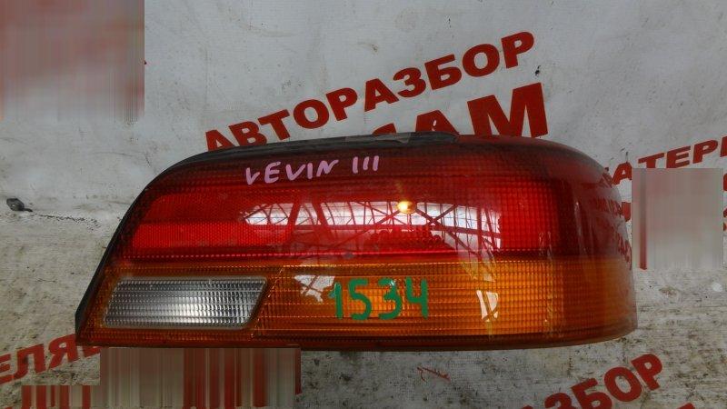 Стоп-сигнал Toyota Corolla Levin AE111 правый