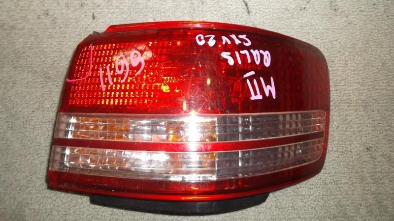 Стоп-сигнал Toyota Mark Ii Wagon Qualis SXV20 правый