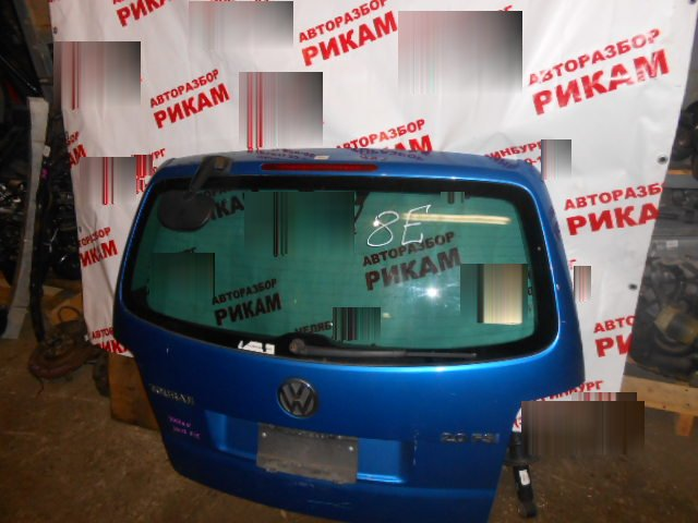 Дверь багажника Volkswagen Touran 1T1