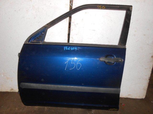 Дверь Toyota Probox NCP55 передняя левая