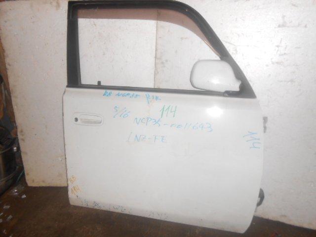 Дверь Toyota Bb NCP30 передняя правая