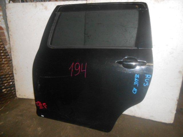 Дверь Toyota Wish ZNE10 задняя левая