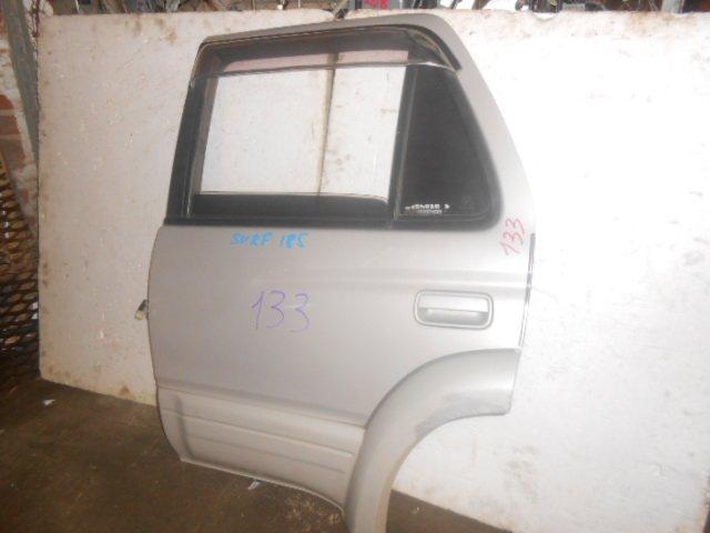 Дверь Toyota Hilux Surf RZN185W задняя левая