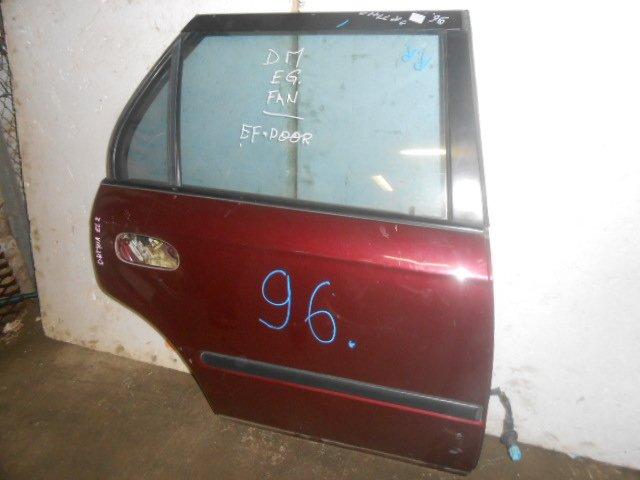 Дверь Honda Orthia EL2 задняя правая