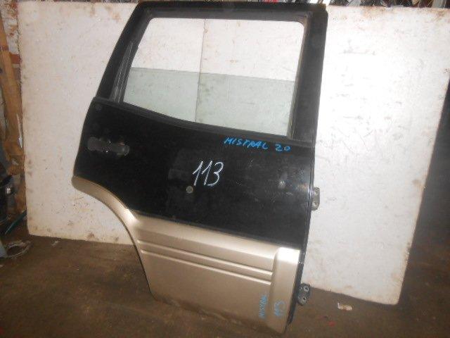 Дверь Nissan Mistral R20 задняя правая