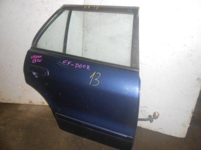 Дверь Mitsubishi Legnum EA1W задняя правая