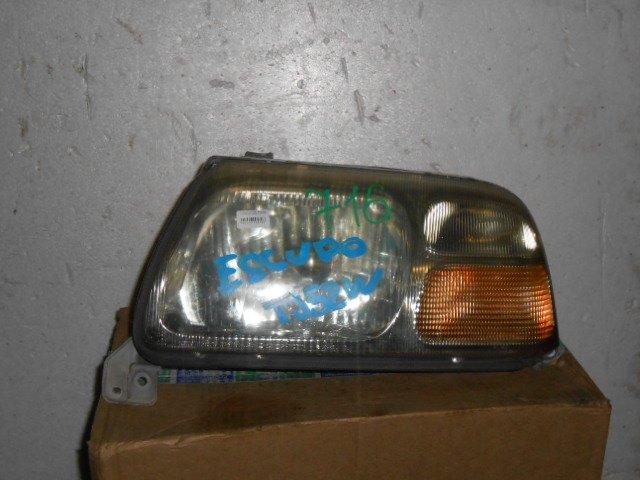 Фара Suzuki Escudo TA01W левая