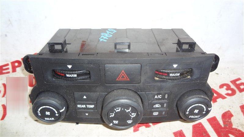 Блок климат-контроля Kia Carnival VQ J3 2006