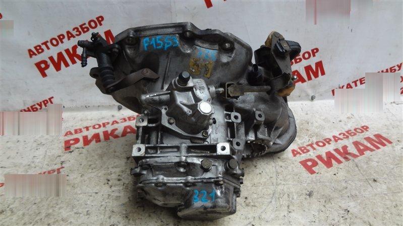Механическая кпп Chevrolet Aveo T200 F15S3 2003