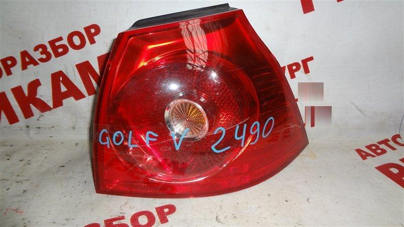 Стоп-сигнал Volkswagen Golf MK5 правый